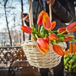 8 марта в московских парках
