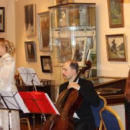 Акция «Ночь в музее» в музее Л.Н. Толстого 2019