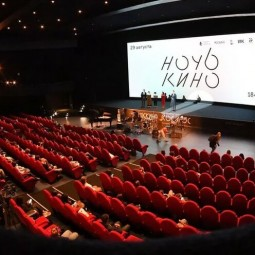 Акция «Ночь кино» в Музее Москвы 2021