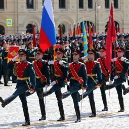 Парад Победы 2019 в Москве