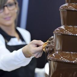 VIII международный Салон Шоколада