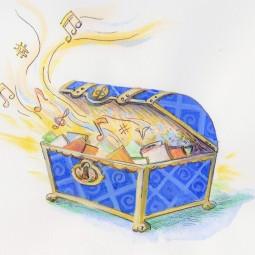 Интерактивная сказка-концерт «Нотки из коробки»