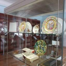 Выставка «Греческий сюжет»