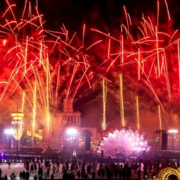 Новогодняя ночь на ВДНХ 2020