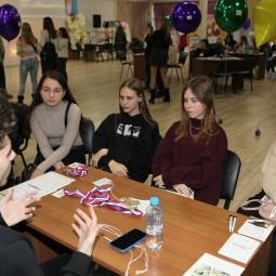 Выставка «Молодежный навигатор рабочих профессий»
