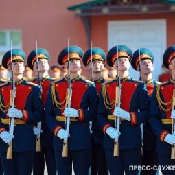 День Преображенского полка в Музее военной формы одежды 2017