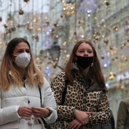 Ограничения из-за коронавируса в Москве 2020/2021