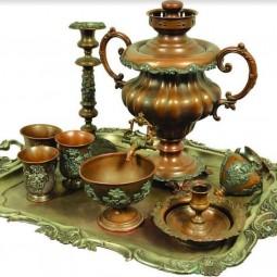 Выставка «У самовара. Москва чайная»
