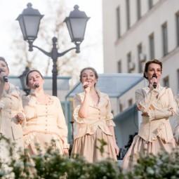 Фестиваль «Московская весна a cappella» 2018
