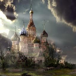 Автобусная экскурсия «Ночная мистическая Москва»