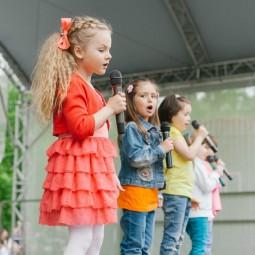 День защиты детей в Перовском парке 2018