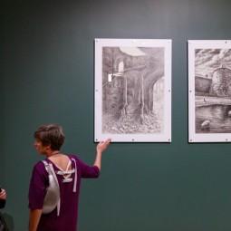 Выставка «Дар Олега Яхонта»