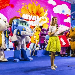 Фестиваль «Мультимир» на ВДНХ 2019