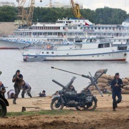 День военно-морского флота в парке «Северное Тушино»