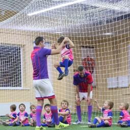 Детский футбольный бесплатный праздник «Разбуди в Сыне Победителя»
