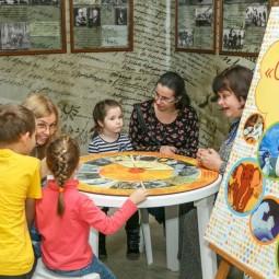 День матери в Дарвиновском музее 2017