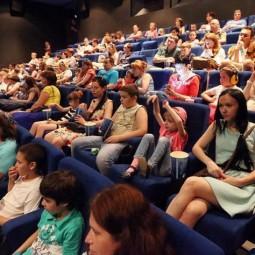 Бесплатные кинопоказы ко Дню России 2017