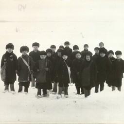 Выставка «Коллекция музея. Зима. Я один»