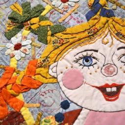 Выставка «Шедевры лоскутного шитья. Мастера России»