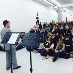 «Ночь искусств» в Выставочных залах Москвы 2019