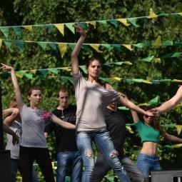 Фестиваль «Помогаем на здоровье» 2016