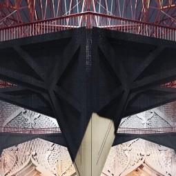 Выставка «Степан Липгарт. Семнадцатая утопия. Архитектурные проекты 2007 –2017»