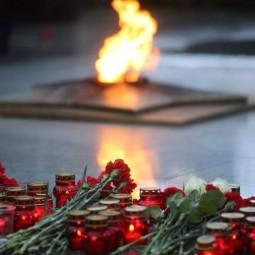 День памяти и скорби в Москве 2019