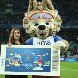 Кубок Конфедераций FIFA 2017 в Москве