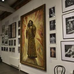 Выставка «Владимир Маторин. Богатырь русской музыки»