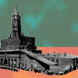 Выставка «Миф о Сухаревой башне»