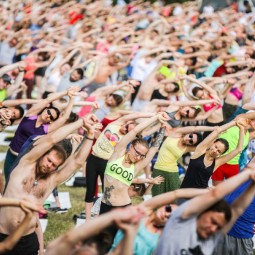 Международный день йоги 2019