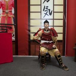 «Путь самурая» в интерактивном театре будущего De-Arte