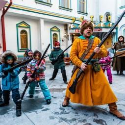 «Рождественская история — Московские гуляния» в Музее ратной истории 2021