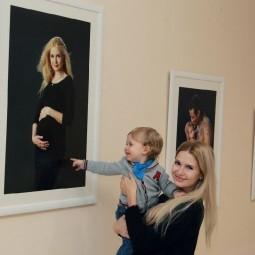 Выставка «Под управлением любви»