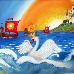 Показ «Сказки о царе Салтане» 2020