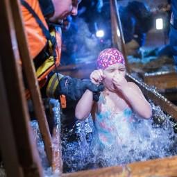 Крещенские купания в парках Москвы 2018