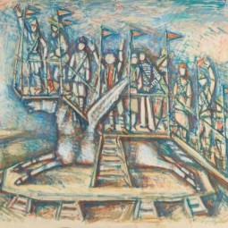 Выставка «Александр Тышлер. Игра и лицедейство»