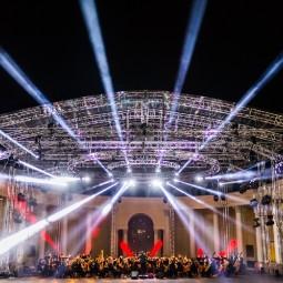 Международный фестиваль искусств «Вдохновение» на ВДНХ 2021