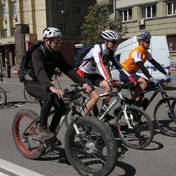 Московский велофестиваль 2020