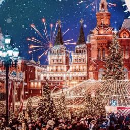 Фестиваль «Путешествие в Рождество» 2019/2020