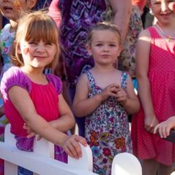 День семьи, любви иверности в парке «Сокольники» 2017