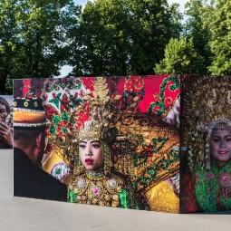 Фотовыставка об Индонезии на ВДНХ