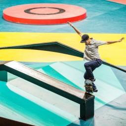 Кубок мира по скейтбордингу 2017