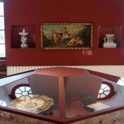 Выставка «Богов античных дивные черты»