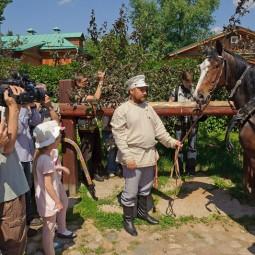 День лошади в Коломенском 2016