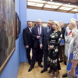Выставка «Семья – душа России»