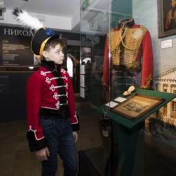 День города в Музее военной формы 2021
