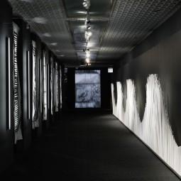 Выставка «Алла Урбан. Из железа в каплю света»