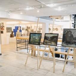 Выставка «Глебовы-Вадбольские. Воспитание искусством»