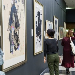 Выставка «Искусство и Мир»